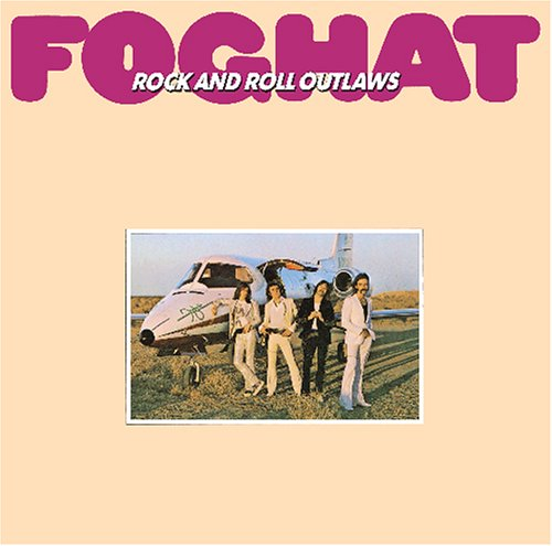 Foghat Eight Days On The Road cover art