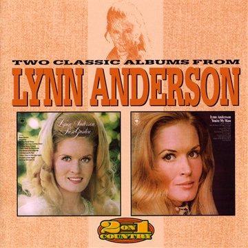 Lynn Anderson Rose Garden cover art