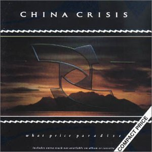 China Crisis Best Kept Secret cover art