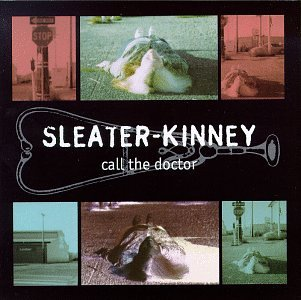 Sleater-Kinney I Wanna Be Your Joey Ramone cover art