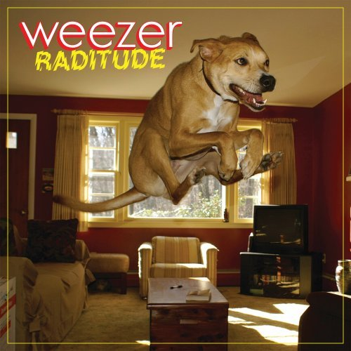 Weezer Love Is The Answer cover art
