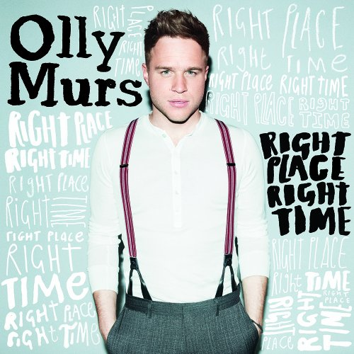 Olly Murs Hand On Heart cover art