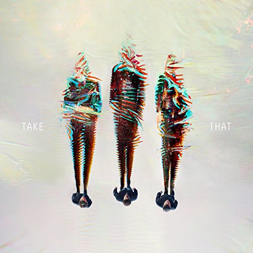 Take That These Days cover art