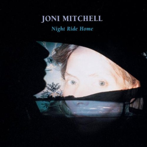 Joni Mitchell Night Ride Home cover art