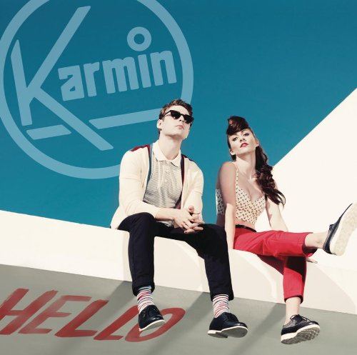 Karmin Brokenhearted cover art