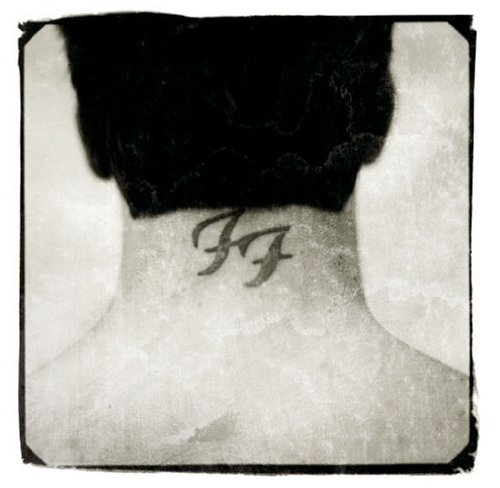 Foo Fighters Learn To Fly cover art