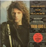 Blaze Of Glory sheet music by Jon Bon Jovi