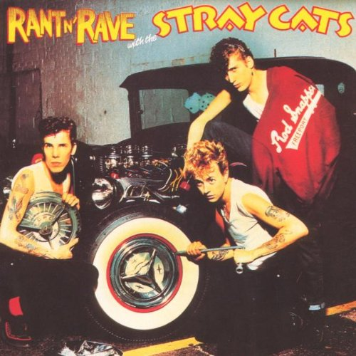 Stray Cats (She's) Sexy And 17 cover art