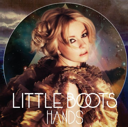 Little Boots Hearts Collide cover art