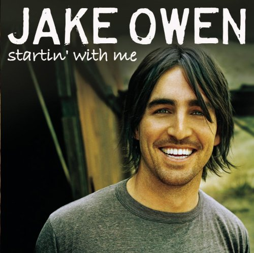 Jake Owen Startin' With Me cover art
