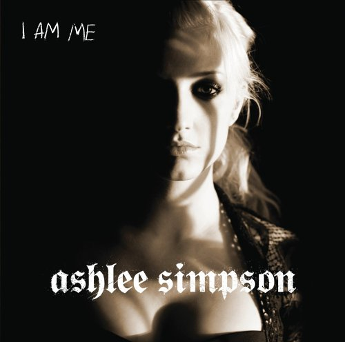 Ashlee Simpson Say Goodbye cover art