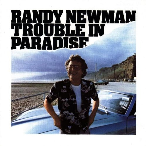 Randy Newman Real Emotional Girl cover art
