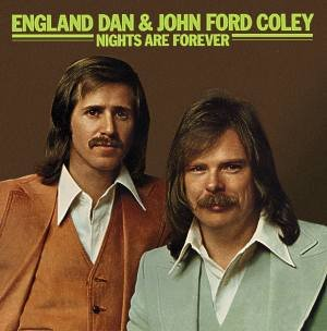 England Dan and John Ford Coley I'd Really Love To See You Tonight cover art