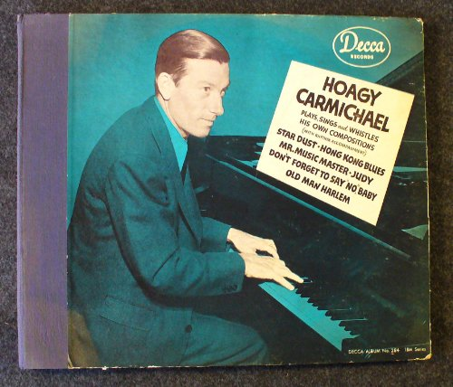 Hoagy Carmichael One Morning In May cover art