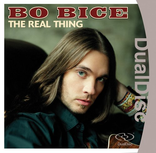 Bo Bice The Real Thing cover art