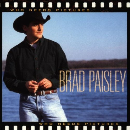 Brad Paisley The Nervous Breakdown cover art