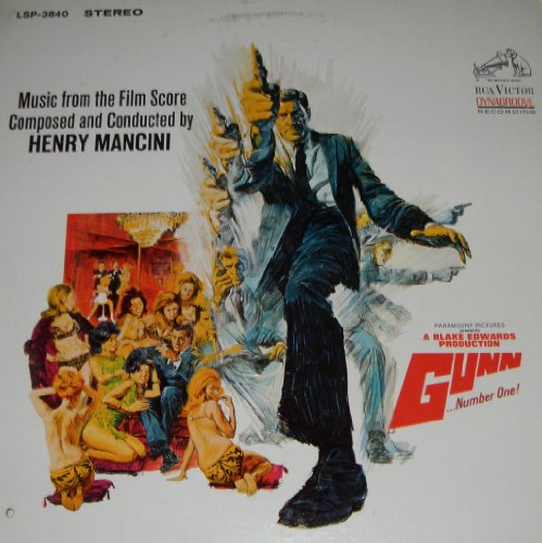Henry Mancini I Like The Look cover art