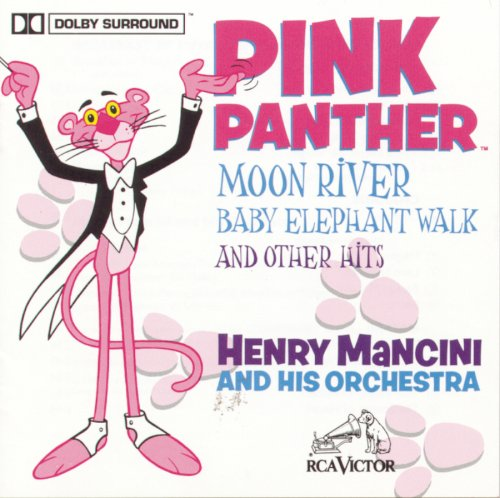 Henry Mancini It Had Better Be Tonight cover art
