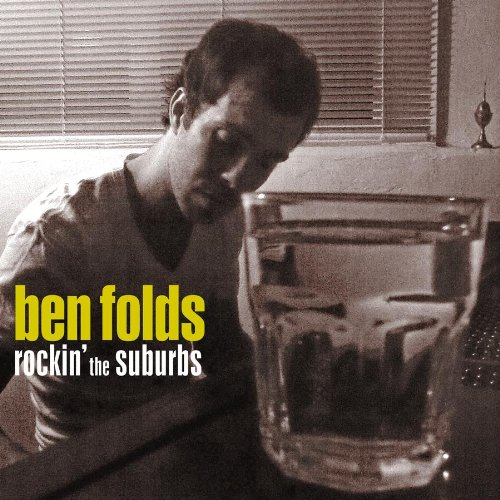 Ben Folds The Luckiest cover art