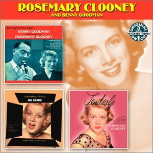 Rosemary Clooney Tenderly cover art