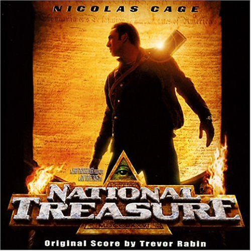Trevor Rabin National Treasure (National Treasure Suite/Ben/Treasure) cover art