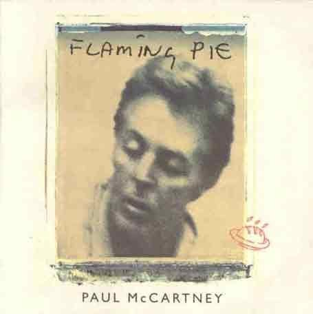 Paul McCartney Flaming Pie cover art