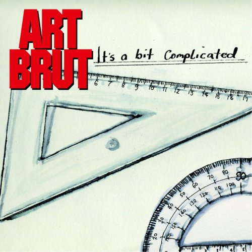 Art Brut Direct Hit cover art