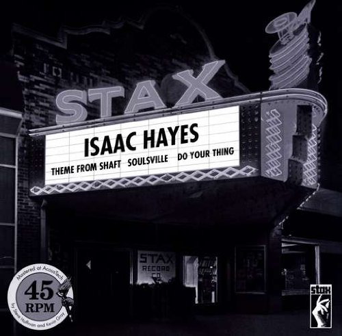 Isaac Hayes Theme From Shaft cover art