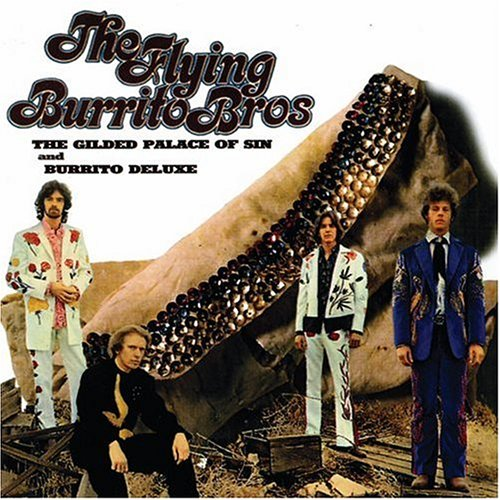 The Flying Burrito Brothers Do Right Woman cover art