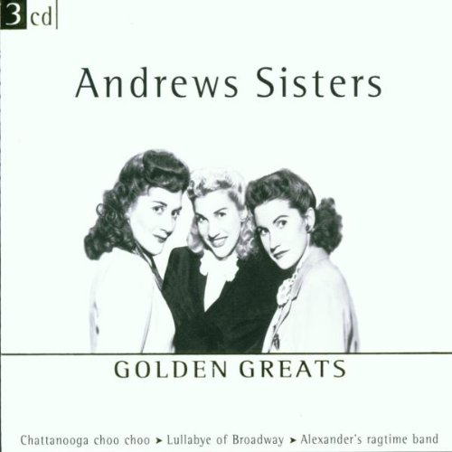 The Andrews Sisters The Old Piano Roll Blues cover art