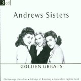 The Old Piano Roll Blues sheet music by The Andrews Sisters