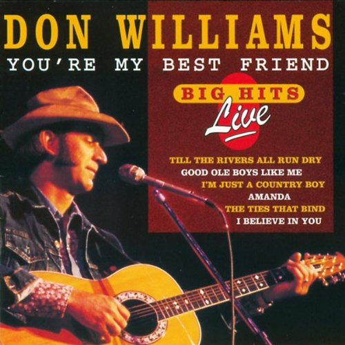 Don Williams Good Ole Boys Like Me cover art