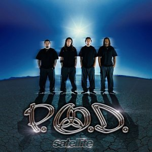 P.O.D Alive cover art