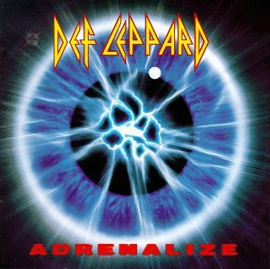 Def Leppard Tonight cover art