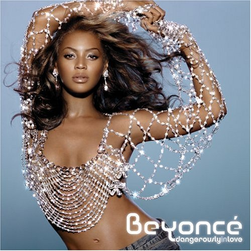 Beyoncé Dangerously In Love cover art