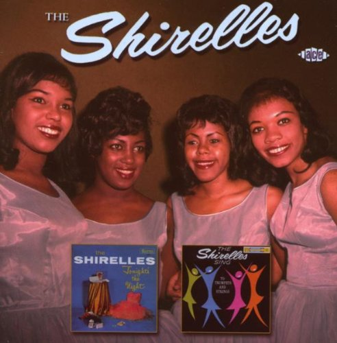 The Shirelles Dedicated To The One I Love cover art