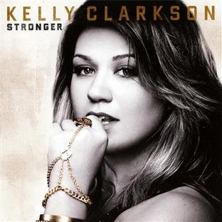 Kelly Clarkson Standing In Front Of You cover art