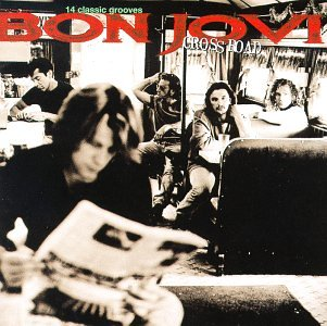 Bon Jovi Someday I'll Be Saturday Night cover art