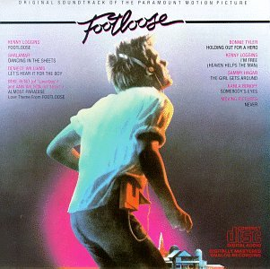 Tom Snow I Can't Stand Still (from Footloose) cover art