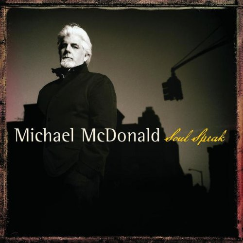Michael McDonald Only God Can Help Me Now cover art