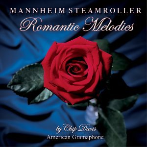 Mannheim Steamroller Moonlight At Cove Castle cover art