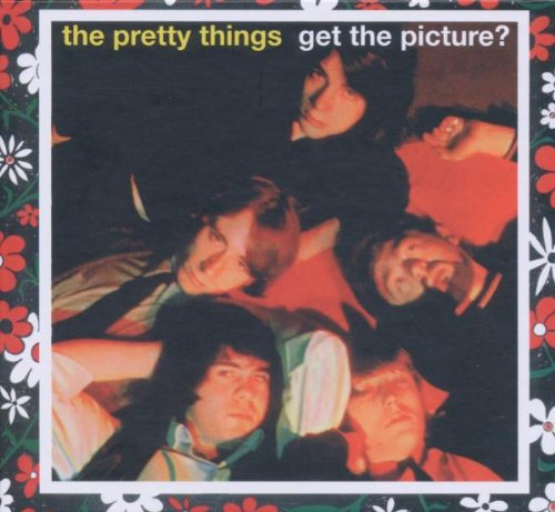The Pretty Things Don't Bring Me Down cover art