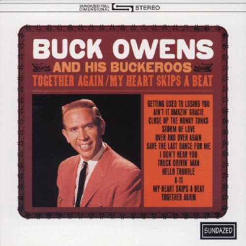 Buck Owens Together Again cover art