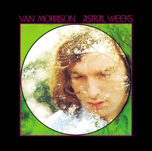 Van Morrison Astral Weeks cover art