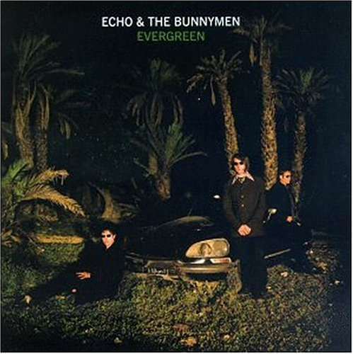 Echo & The Bunnymen Nothing Lasts Forever cover art