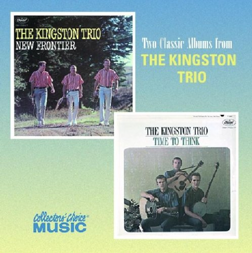 The Kingston Trio Greenback Dollar cover art