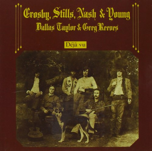 Crosby, Stills & Nash Almost Cut My Hair cover art