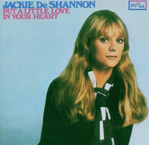 Jackie DeShannon Put A Little Love In Your Heart (arr. Cristi Cary Miller) cover art
