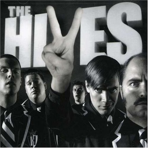 The Hives Tick Tick Boom cover art