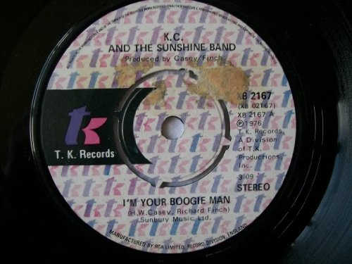 KC & The Sunshine Band Get Down Tonight cover art